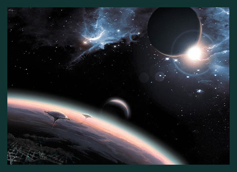 Orbit by Gary Tongue